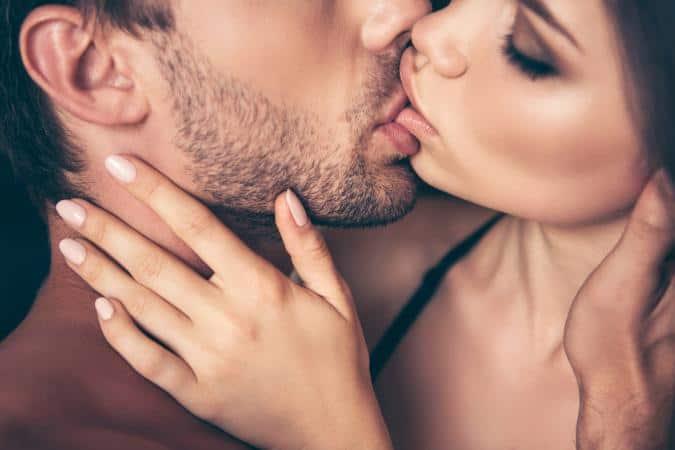 Scientific Benefits of Kissing