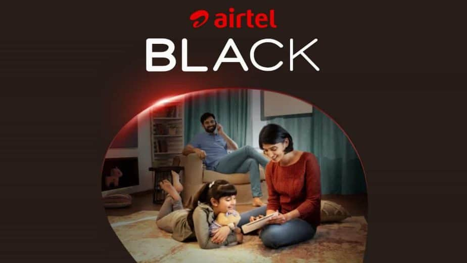 Airtel Black launched All in One Service