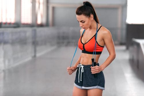 Amazing Health Benefits of Skipping Rope