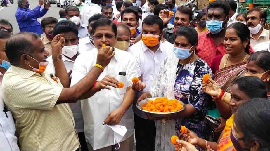 BJP Celebration - Updatenews360