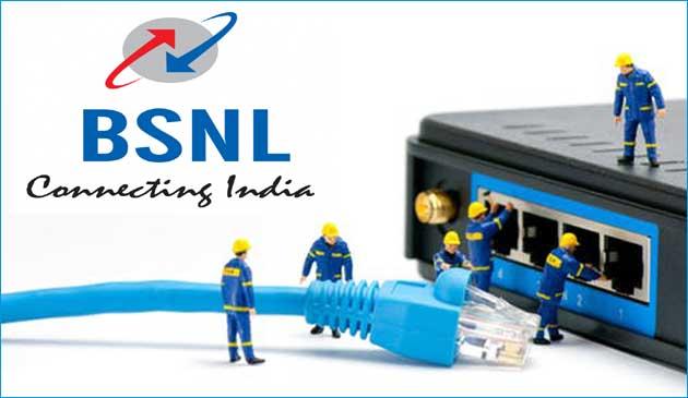 BSNL Launches New Broadband Plan