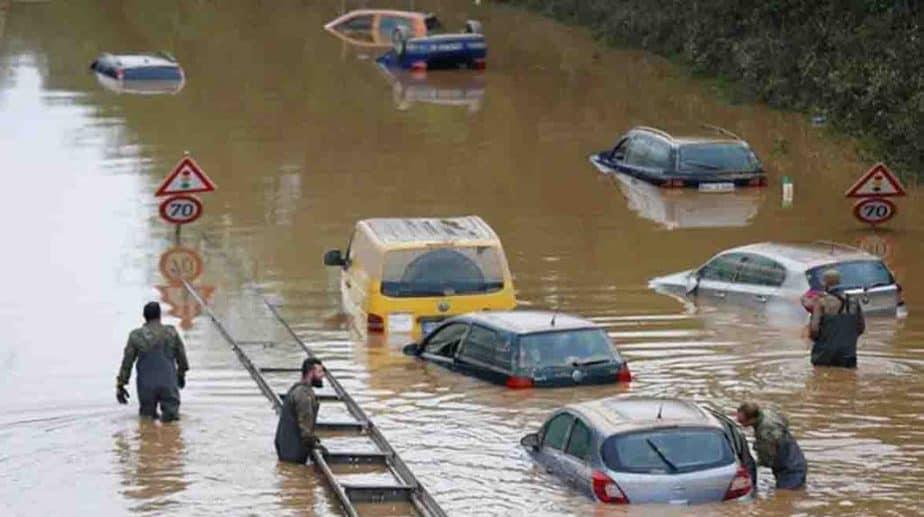 Belgiul Floods- Updatenews360