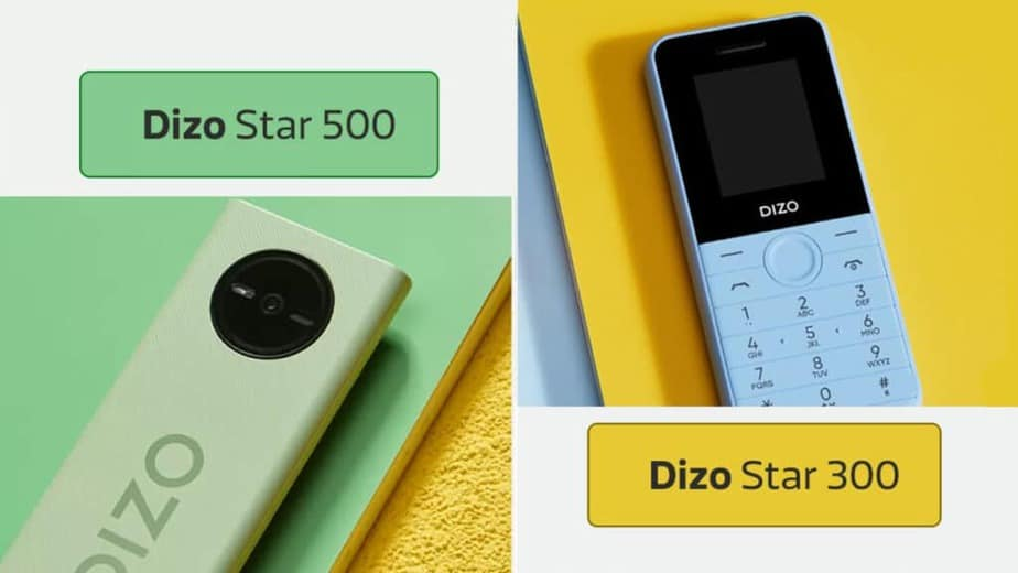 Dizo Star 500, Star 300 launched in India