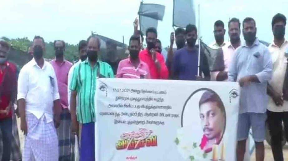 Fisherman Dead protest - Updatenews360