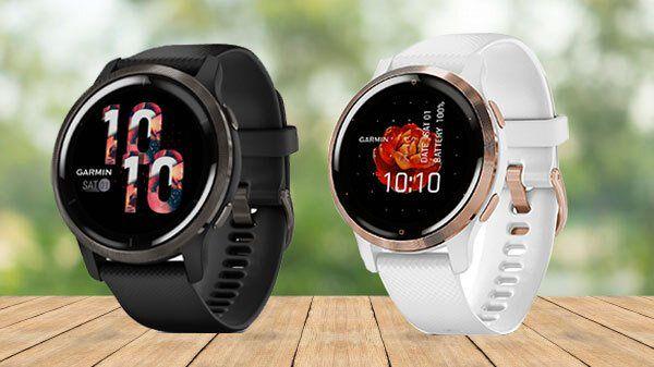 Garmin Unveils GPS-Enabled Venu 2 & Venu 2S Smartwatches