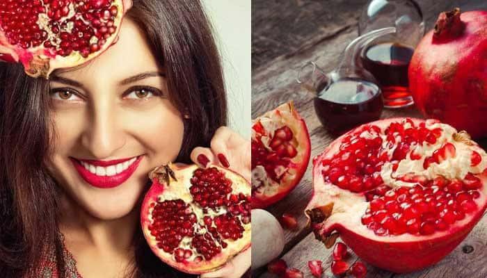 Health benefits of pomegranate: