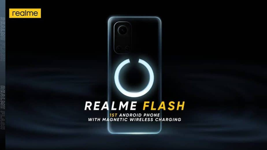 Like iPhone 12, Realme Flash to feature magnetic wireless charging