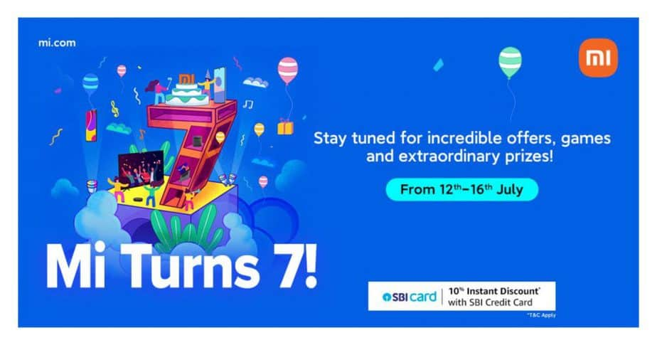 Xiaomi to offer big discounts on mobiles and more