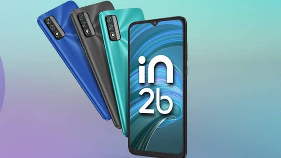 Micromax IN 2b launched in India