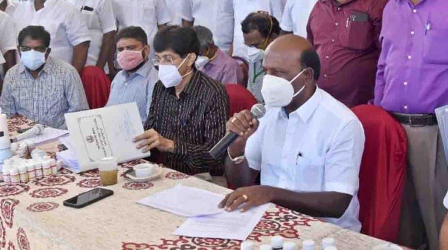 Minister Subramanian Delhi- Updatenews360