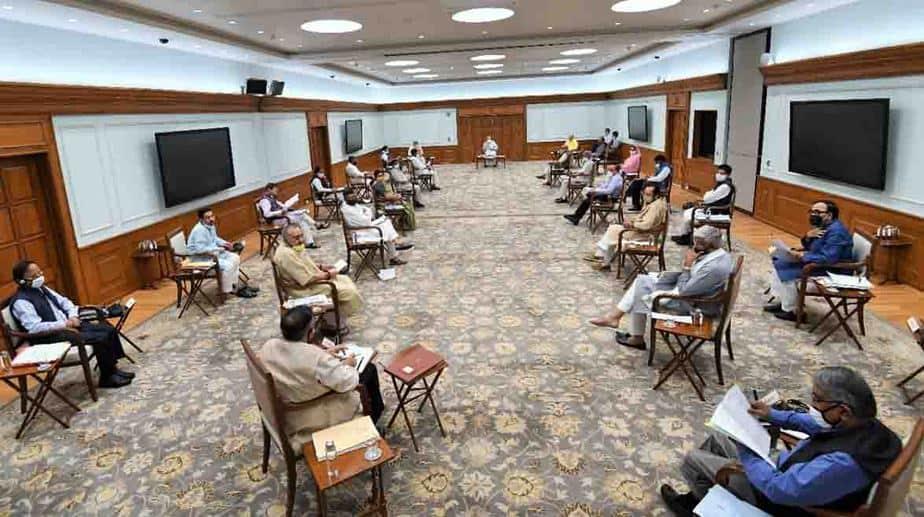 Modi Cabinet Cancel - Updatenews360