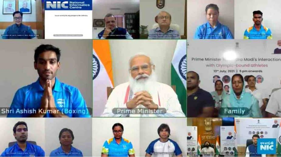 Modi Olympic - Updatenews360