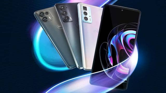Motorola Edge 20 series, with a 108MP rear camera, launched