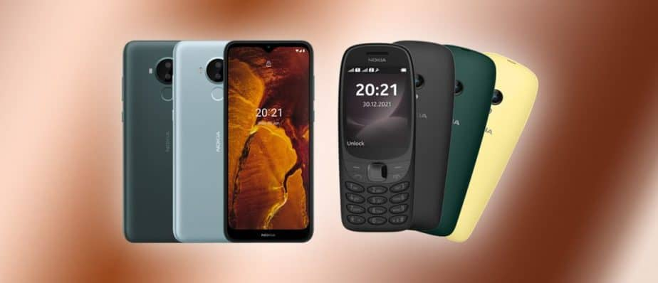 Nokia C30 and Nokia 6310 affordable handsets launched in Europe