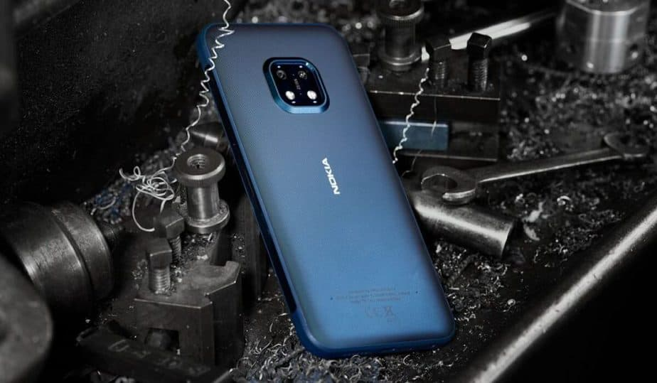 Nokia XR20, with IP68-rated rugged built and 5G support, launched
