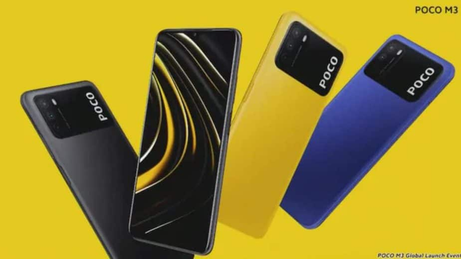 POCO M3 becomes costlier in India by Rs. 500
