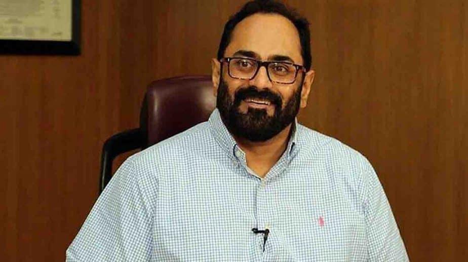 Rajiv Chandrasekar- Updatenews360