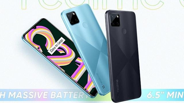 Realme C21Y, with triple rear cameras and 5,000mAh battery, launched