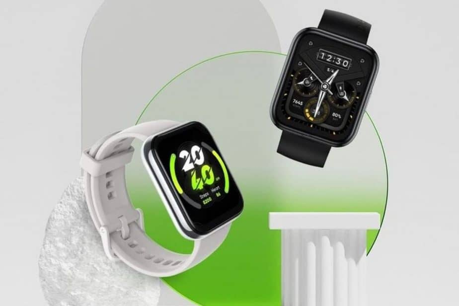 Realme Watch 2 series launched