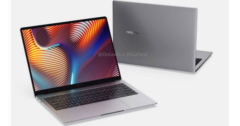 Realme's first laptop will look like Apple's MacBook Pro