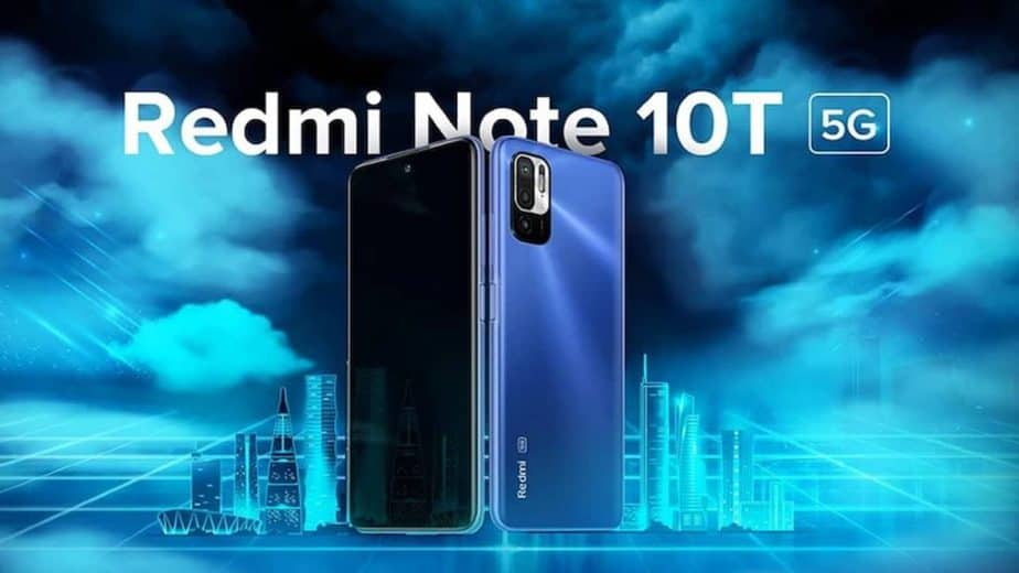 Redmi Note 10T 5G with 90Hz display, Dimensity 700 launched in India