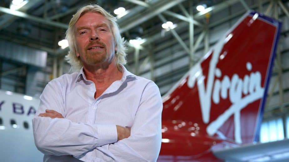 Richard Branson know his Indian roots
