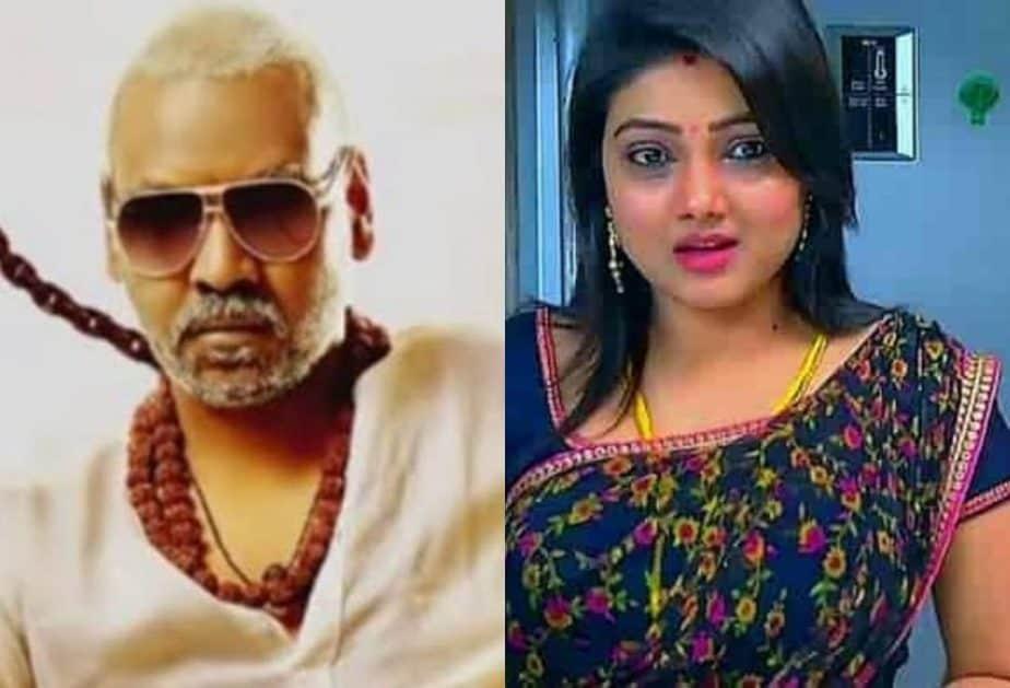 Roja Serial Actress in Kanchana - Updatenews360