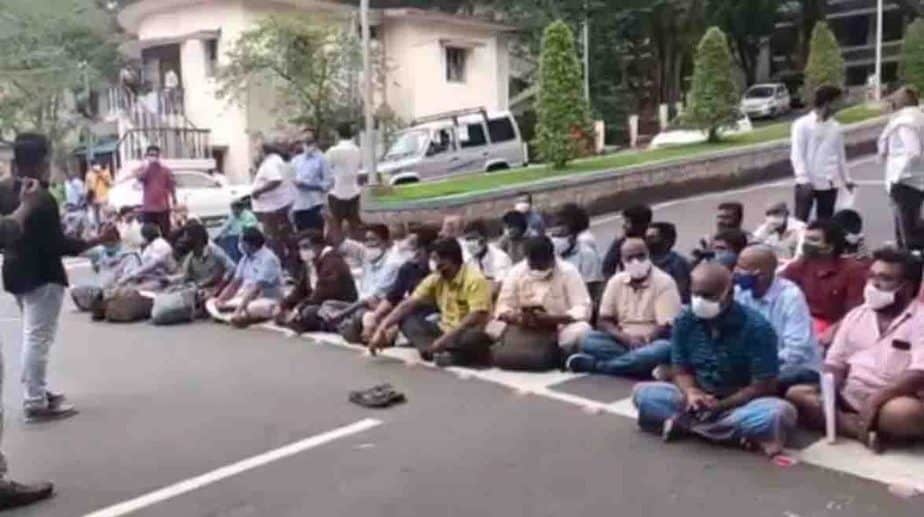 Thirupathi Protest- Updatenews360