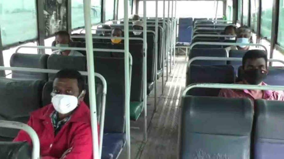 Tirupur Bus Starts - Updatenews360