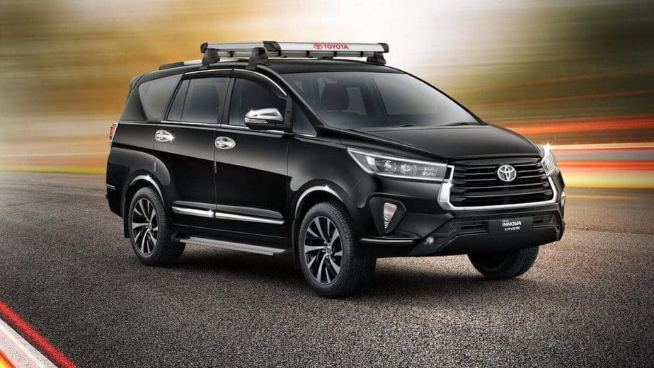 Toyota Innova Crysta will become costlier starting August 1