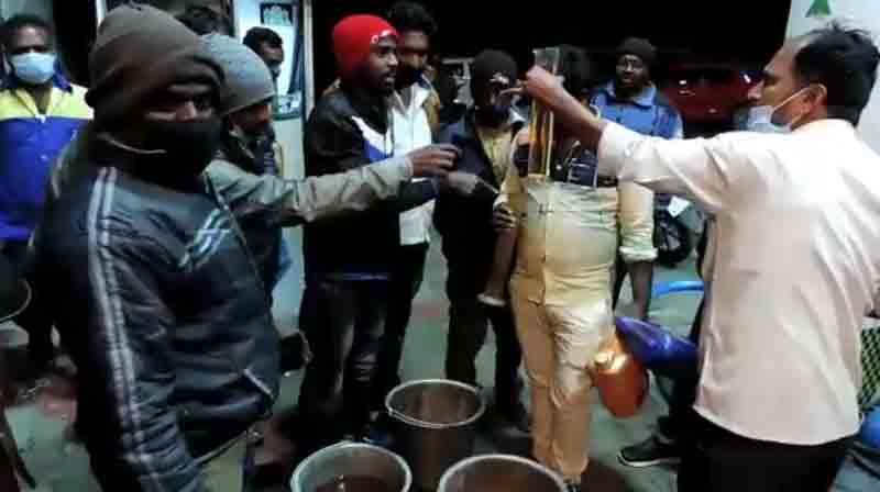 Water In Petrol -Updatenews360