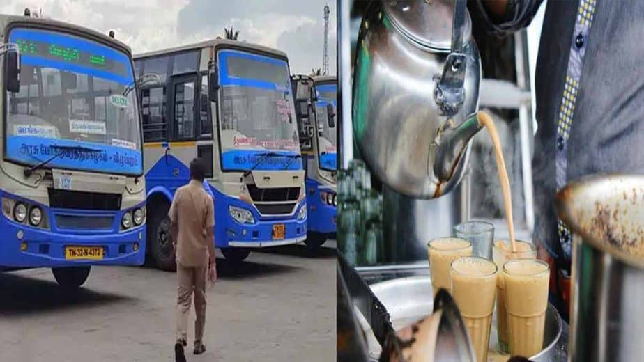 bus and tea shop - updatenews360