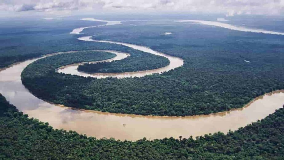 All you need to know about the five longest rivers in the world