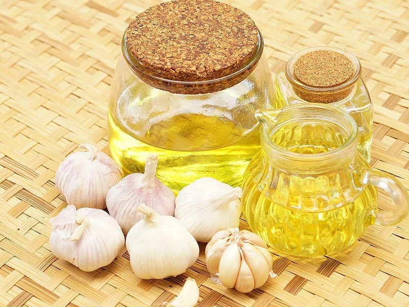 garlic oil benefits for health