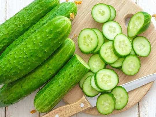 health benefits of cucumber facial in tamil