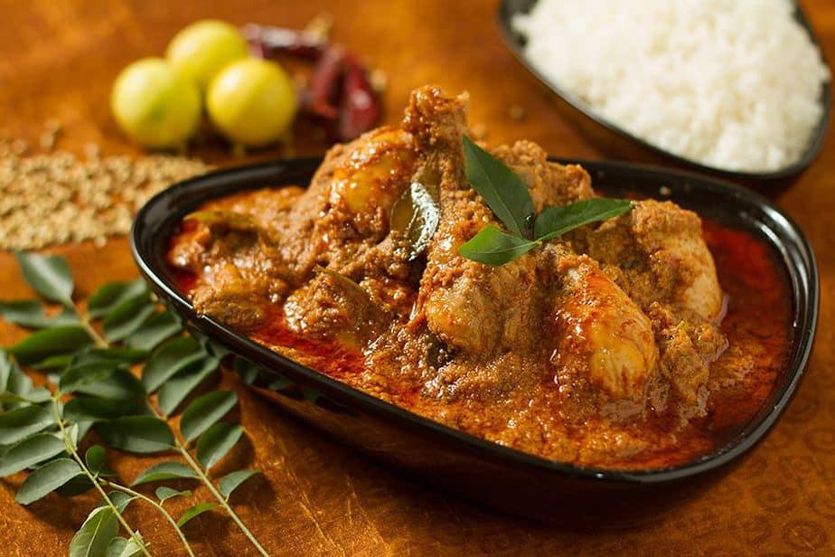 how to make nattu koli kulambu