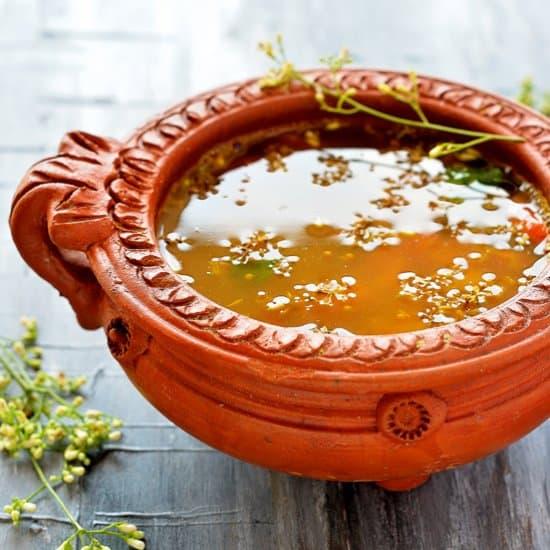 how to make neem flower rasam