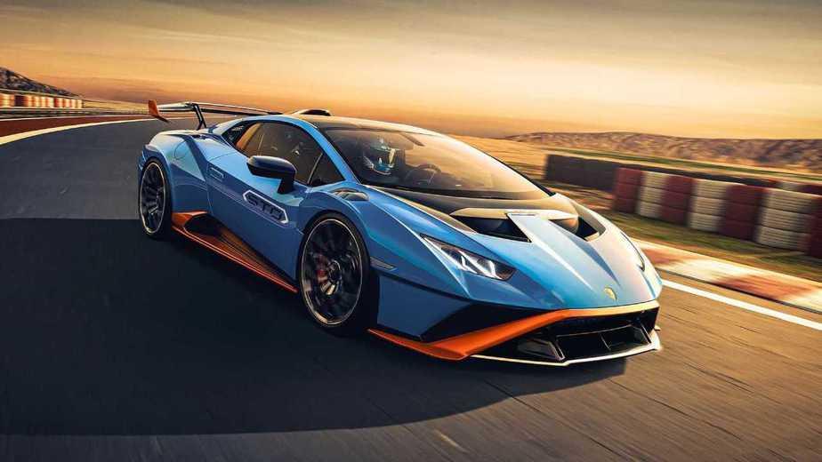 Lamborghini Huracan STO Launched In India