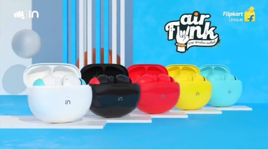Micromax launches AirFunk 1, 1 Pro TWS earbuds