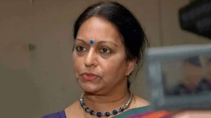 nalini chidambaram - updatenews360