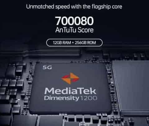 India-specific OPPO Reno6 to feature MediaTek Dimensity 1200 processor