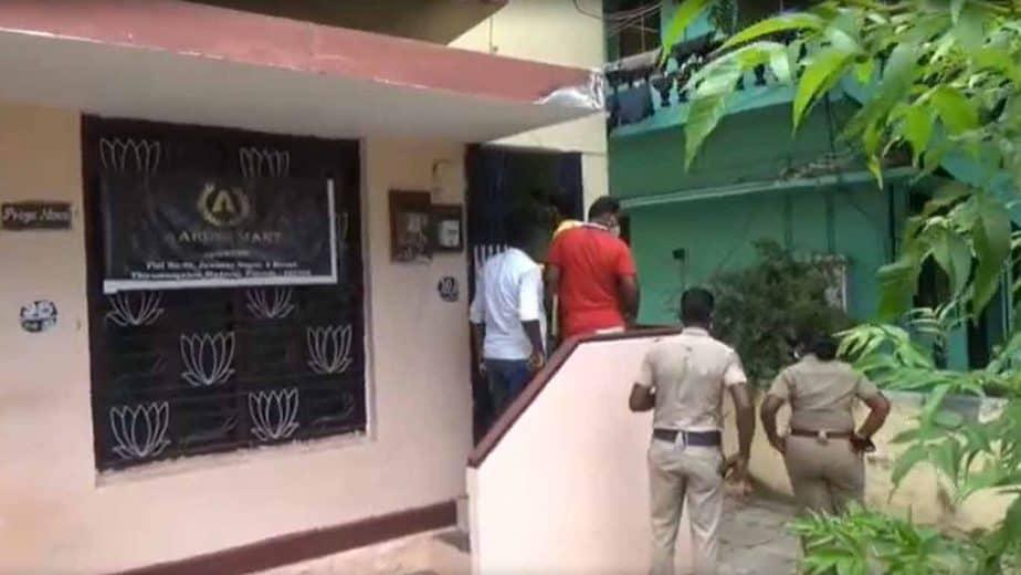thirumangalam theft - updatenews360