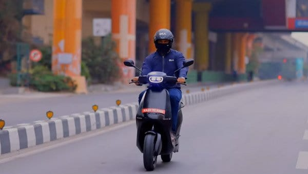 OLA ELECTRIC SCOOTER BOOKINGS OPEN