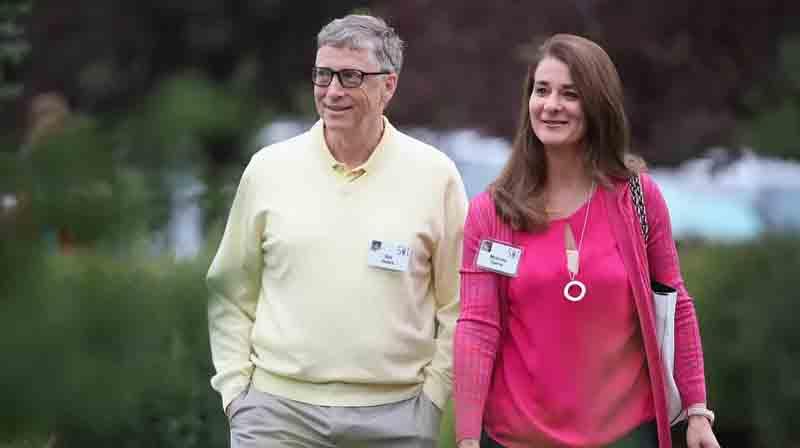 Bill Gates Pair Divorced - Updatenews360