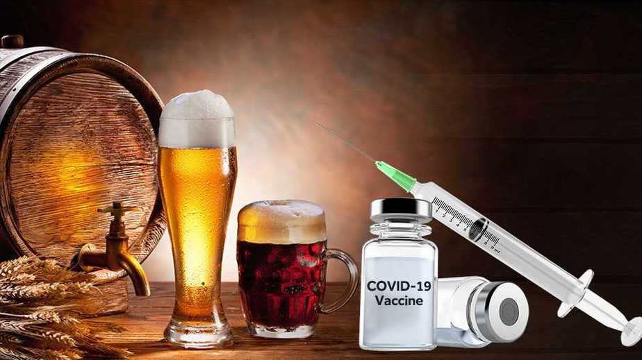 Can you drink alcohol before or after taking the Covid-19 vaccine