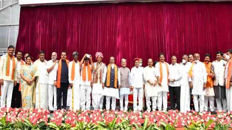 Karnataka Cabinet -Updatenews360