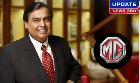 MG Motor partners Reliance Jio for new mobility solutions
