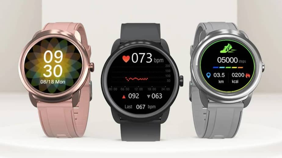 Portronics Kronos Beta Smartwatch With 512GB Onboard Storage Launched In India