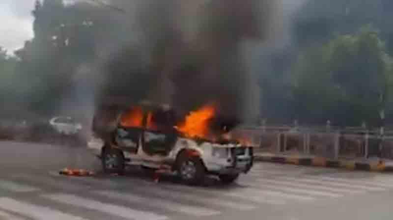 Tata Sumo Fire- Updatenews360