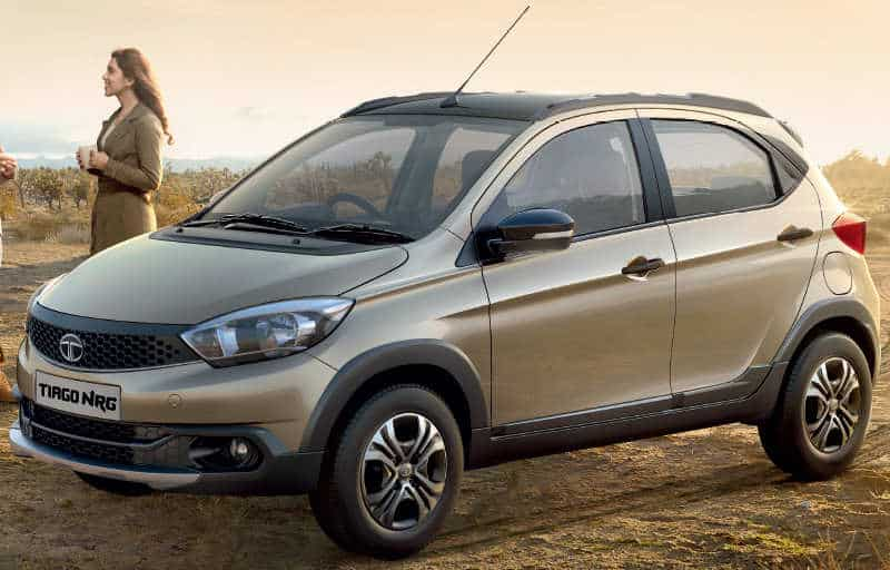 Tata Tiago NRG launched in India
